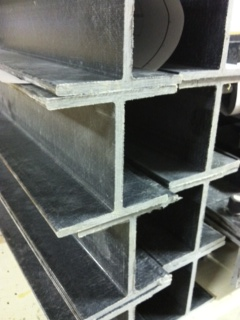 FRP Profiles for FRP Building Code